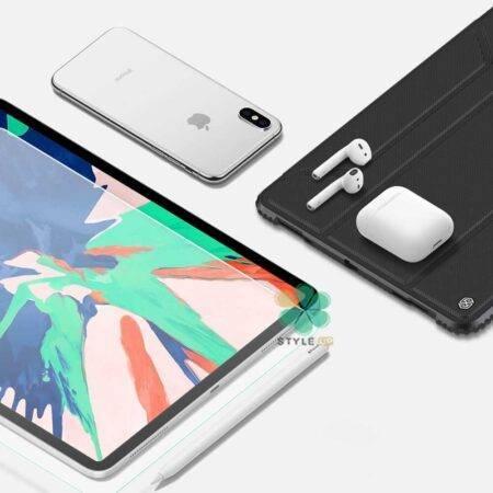 خرید گلس نیلکین اپل آیپد Apple iPad Pro 12.9 2018 مدل H+ Amazing