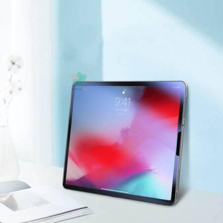 عکس گلس نیلکین آیپد iPad Pro 12.9 2018 مدل V+ Anti Blue Light