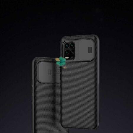 خرید قاب محافظ نیلکین گوشی شیائومی Xiaomi Mi 10 Lite 5G مدل CamShield