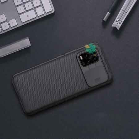 عکس قاب محافظ نیلکین گوشی شیائومی Xiaomi Mi 10 Lite 5G مدل CamShield