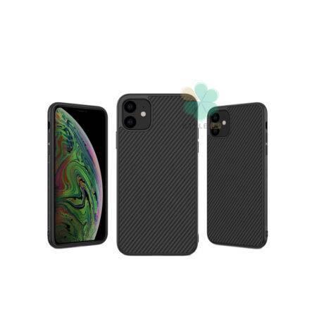 خرید قاب نیلکین گوشی اپل Apple iPhone 11 مدل Synthetic Fiber