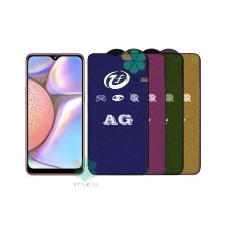 خرید گلس مات گوشی سامسونگ Samsung Galaxy A10s مدل Rainbow
