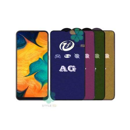 خرید گلس مات گوشی سامسونگ Samsung Galaxy A30 مدل Rainbow