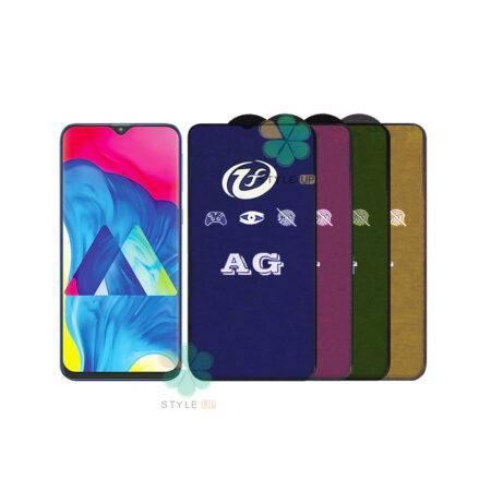 خرید گلس مات گوشی سامسونگ Samsung Galaxy M10 مدل Rainbow