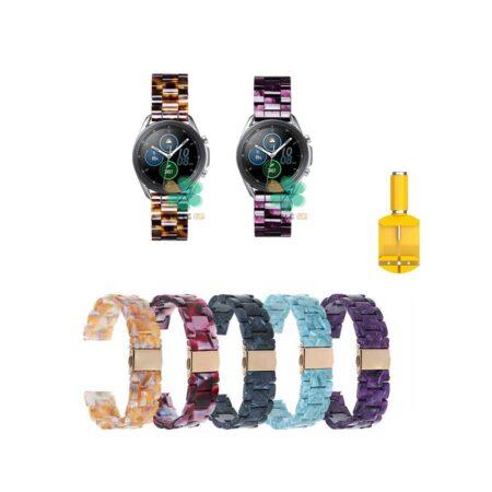 خرید بند ساعت سامسونگ Samsung Galaxy Watch 3 45mm مدل رزینی