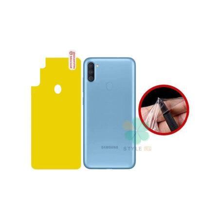 خرید برچسب محافظ نانو پشت گوشی سامسونگ Samsung Galaxy A11