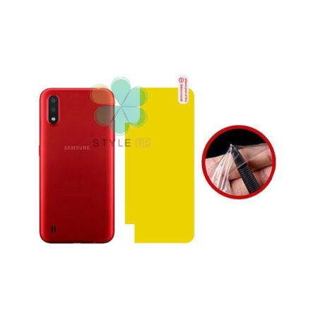 خرید برچسب محافظ نانو پشت گوشی سامسونگ Samsung Galaxy M01