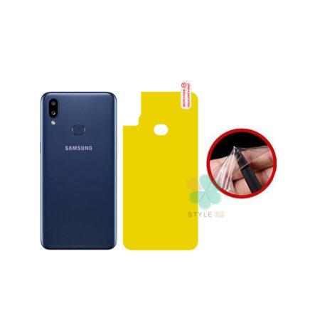 خرید برچسب محافظ نانو پشت گوشی سامسونگ Samsung Galaxy M01s