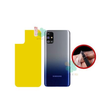 خرید برچسب محافظ نانو پشت گوشی سامسونگ Samsung Galaxy M31s