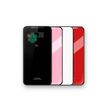 خرید قاب پشت گلس گوشی سامسونگ Samsung Galaxy S8 Plus