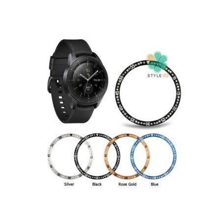 خرید محافظ بازل ساعت سامسونگ Galaxy Watch 42mm مدل نگین دار