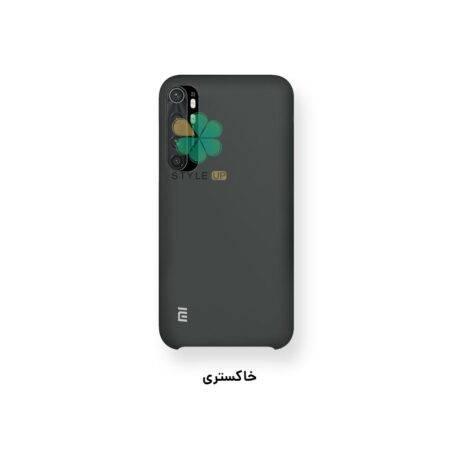 خرید قاب گوشی شیائومی Xiaomi Mi Note 10 Lite مدل سیلیکونی