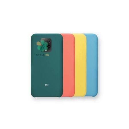 خرید قاب گوشی شیائومی Xiaomi Redmi 10X Pro 5G مدل سیلیکونی