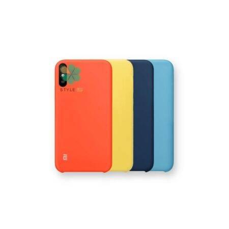 خرید قاب گوشی شیائومی ردمی Xiaomi Redmi 9A مدل سیلیکونی