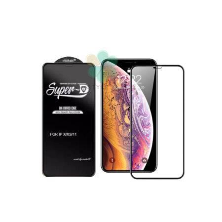 خرید گلس گوشی اپل آیفون Apple iPhone 11 تمام صفحه Super D