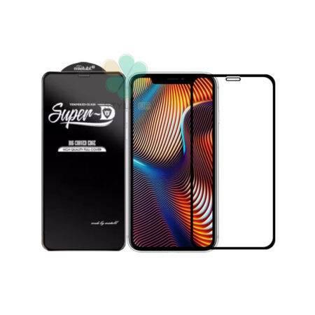 خرید گلس گوشی اپل آیفون iPhone 11 Pro Max تمام صفحه Super D
