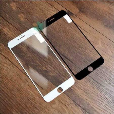 عکس گلس گوشی اپل آیفون Apple iPhone 6 / 6s تمام صفحه Super D