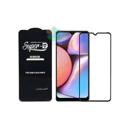 خرید گلس گوشی سامسونگ Samsung Galaxy A10 تمام صفحه Super D