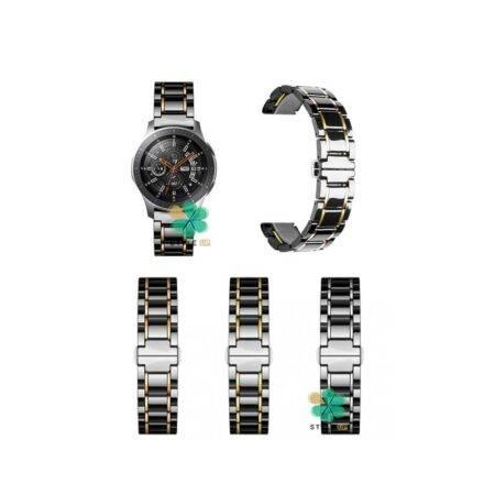 خرید بند ساعت سامسونگ Galaxy Watch 46mm مدل Tiny Ceramics