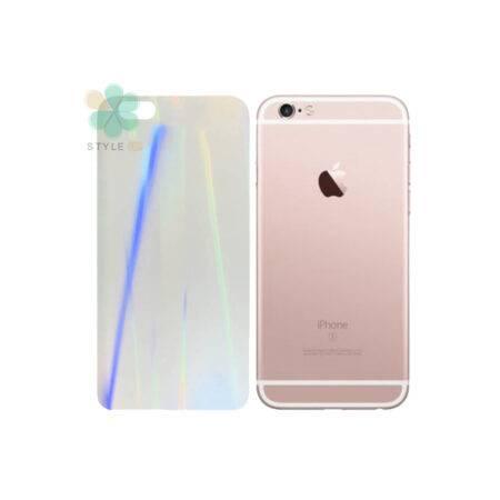 خرید برچسب نانو پشت گوشی آیفون iPhone 6 Plus / 6s Plus مدل رنگین کمان