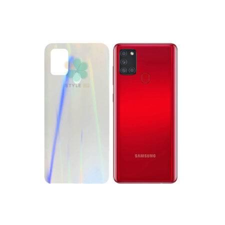 خرید برچسب نانو پشت گوشی سامسونگ Galaxy A21s مدل رنگین کمان