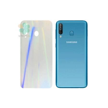 خرید برچسب نانو پشت گوشی سامسونگ Galaxy A40s مدل رنگین کمان