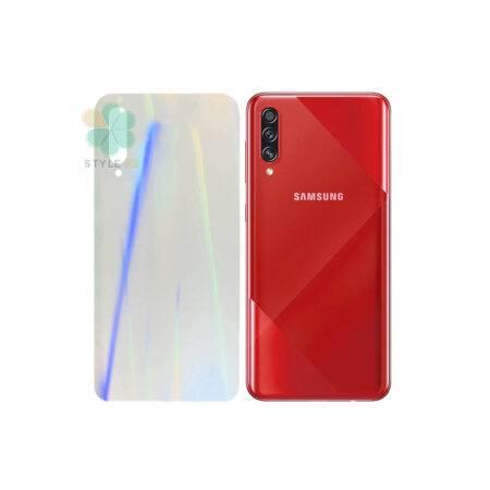 خرید برچسب نانو پشت گوشی سامسونگ Galaxy A70s مدل رنگین کمان