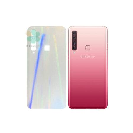 خرید برچسب نانو پشت گوشی سامسونگ Galaxy A9 2018 مدل رنگین کمان