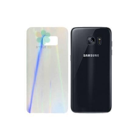 خرید برچسب نانو پشت گوشی سامسونگ Galaxy S7 Edge مدل رنگین کمان