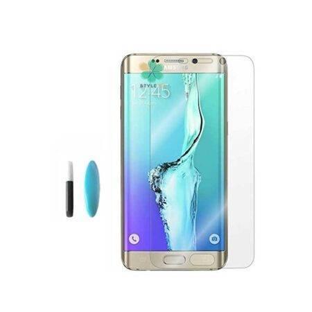 خرید گلس UV گوشی سامسونگ Samsung Galaxy S6 Edge Plus