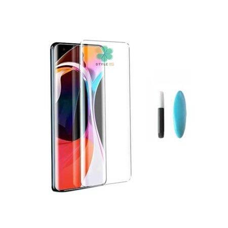 خرید گلس UV گوشی شیائومی Xiaomi Mi 10 5G