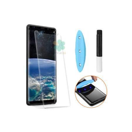 خرید گلس مات UV گوشی سامسونگ Samsung Galaxy Note 8