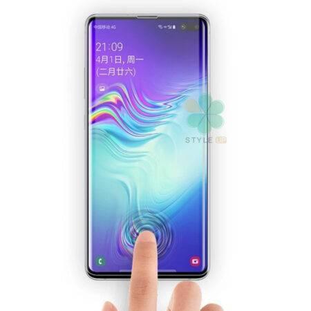 خرید گلس مات UV گوشی سامسونگ Samsung Galaxy S10 Plus