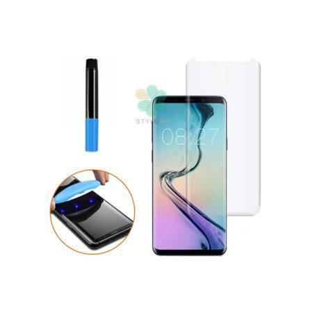 خرید گلس مات UV گوشی سامسونگ Samsung Galaxy S8 Plus