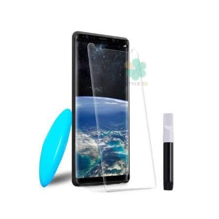 خرید گلس مات UV گوشی سامسونگ Samsung Galaxy S9