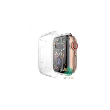 خرید کاور محافظ صفحه ساعت اپل واچ Apple Watch 38mm مدل شفاف