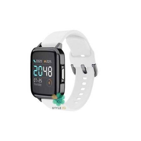 خرید بند ساعت شیائومی Xiaomi Haylou LS02 مدل سیلیکونی نرم