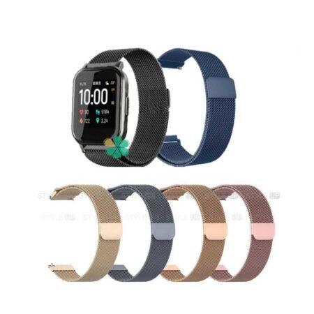 خرید بند ساعت شیائومی Xiaomi Haylou LS02 مدل Milanese