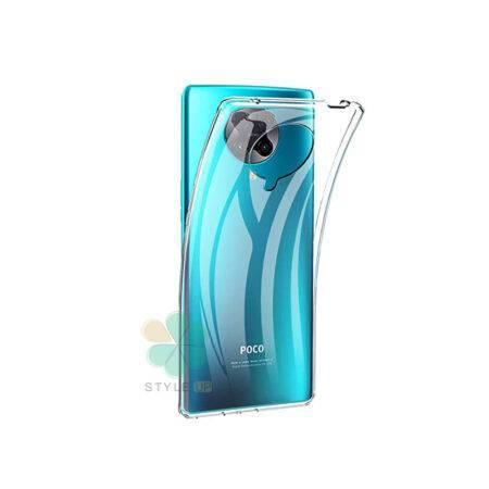 خرید قاب گوشی شیائومی Xiaomi Poco F2 Pro مدل ژله ای شفاف