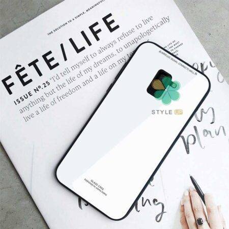 عکس قاب پشت گلس گوشی سامسونگ Samsung Galaxy A8 Plus 2018