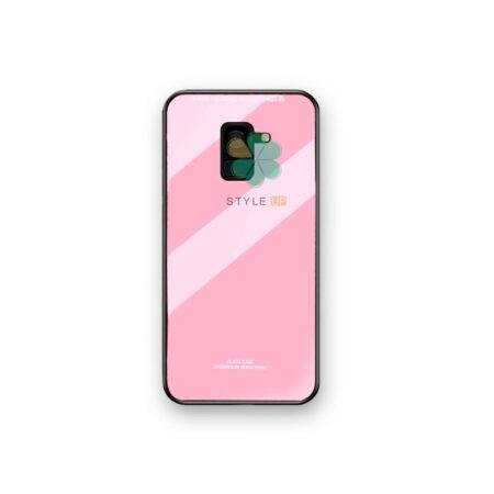 خرید قاب پشت گلس گوشی سامسونگ Samsung Galaxy A8 Plus 2018