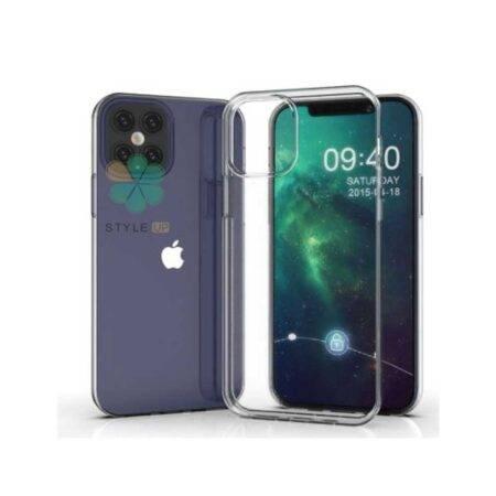خرید قاب گوشی اپل Apple iPhone 12 Pro Max مدل ژله ای شفاف