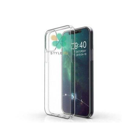 خرید قاب گوشی اپل ایفون Apple iPhone 12 Pro مدل ژله ای شفاف
