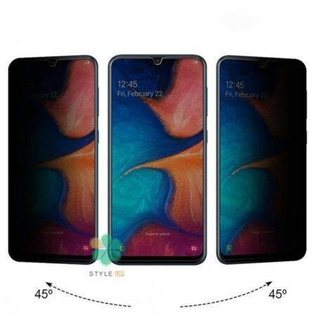 عکس گلس سرامیک پرایوسی گوشی سامسونگ Samsung Galaxy M30s