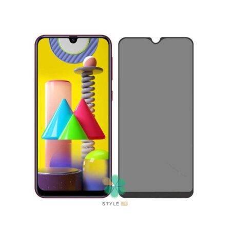 عکس گلس سرامیک پرایوسی گوشی سامسونگ Samsung Galaxy M31