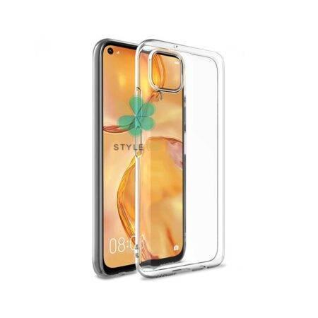 خرید قاب گوشی هواوی Huawei Nova 7i مدل ژله ای شفاف