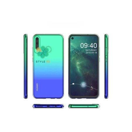 عکس قاب گوشی هواوی Huawei Y7p مدل ژله ای شفاف