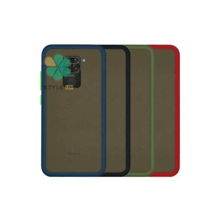 خرید کاور محافظ گوشی شیائومی Redmi Note 9 مدل پشت مات