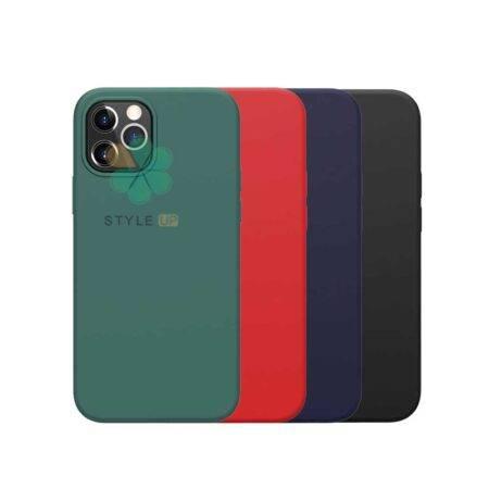 خرید قاب سیلیکونی نیلکین گوشی اپل Apple iPhone 12 Pro Max مدل Flex Pure