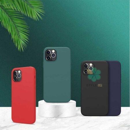 تصویر قاب سیلیکونی نیلکین گوشی اپل Apple iPhone 12 Pro مدل Flex Pure